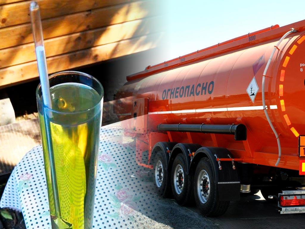 Дизельное топливо ЕВРО 4 оптом