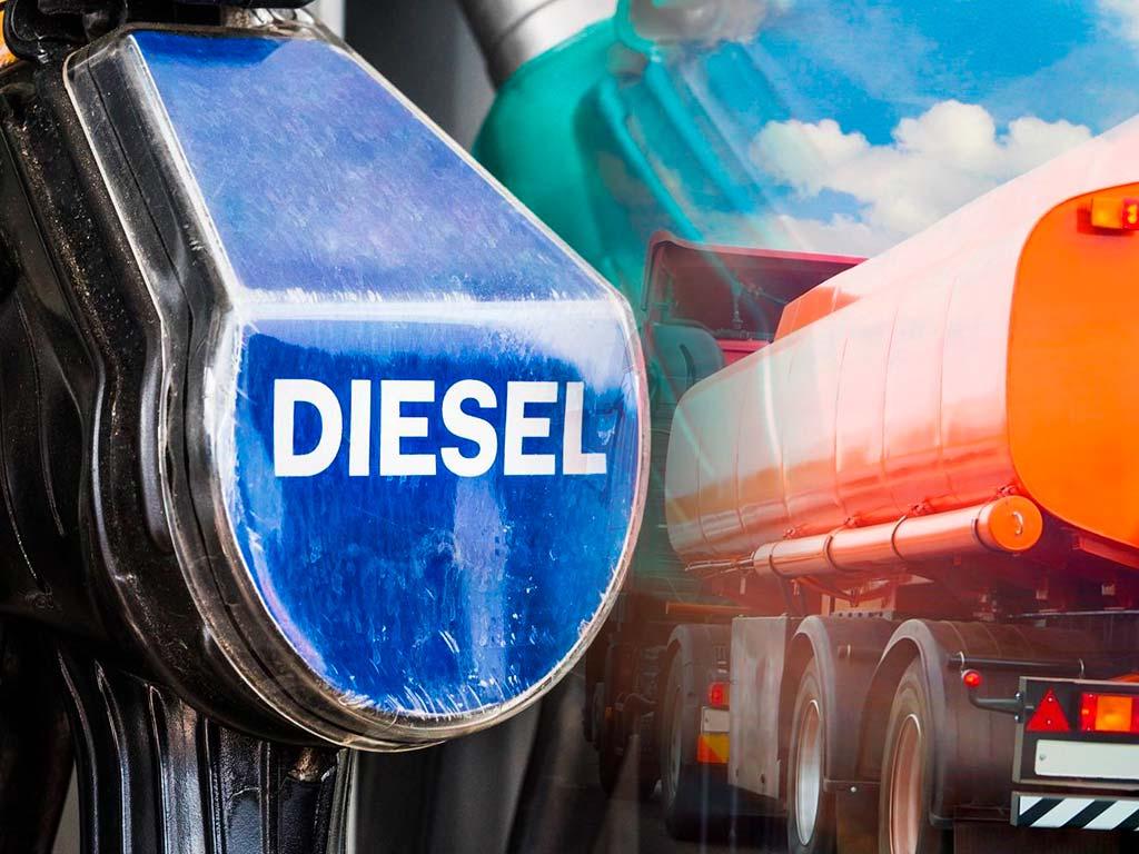 Доставка дизельного топлива оптом
